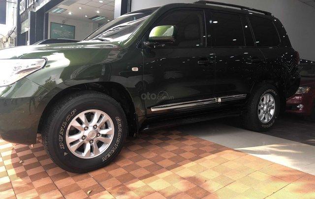 Cần bán Toyota Land Cruiser sản xuất 2009 cực đẹp 5