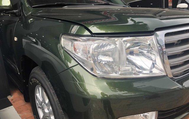 Cần bán Toyota Land Cruiser sản xuất 2009 cực đẹp 13