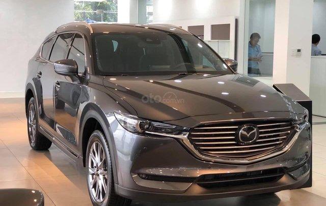Mazda CX8 khuyến mại siêu khủng, giảm ngay 100 triệu tiền mặt, giao xe ngay0