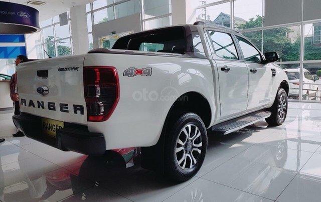 (Giảm 70tr tiền mặt) Ford Ranger WT Biturbo 2019, đủ màu, giá tốt, tặng full phụ kiện, LH 09742860731