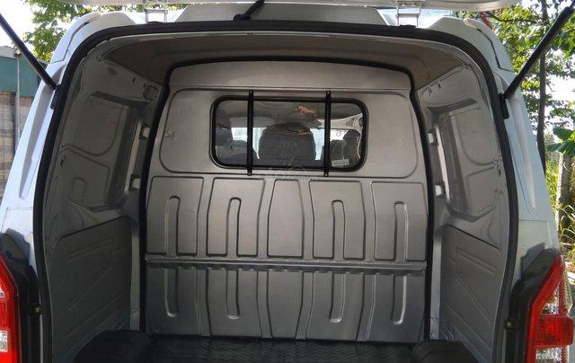 Bán xe tải Kenbo 650kg sản xuất 2019, màu bạc, giá chỉ 115 triệu đồng9