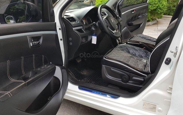Bán xe Suzuki Swift đời 2014, màu trắng giá cạnh tranh, liên hệ 09088019841