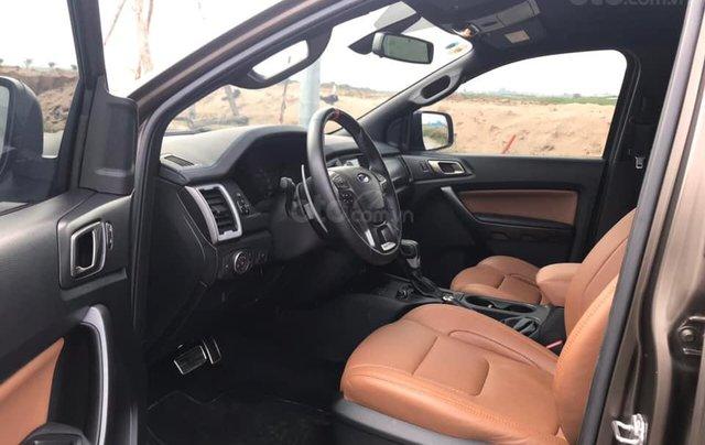 Bán ô tô Ford Ranger 2.0 Raptor năm 2018, màu đen, nhập khẩu1