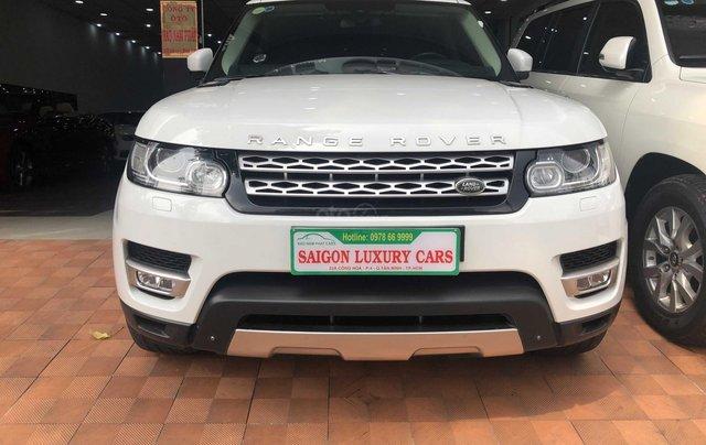 Cần bán xe LandRover Range Rover Sport Autobiography 5.0 20150