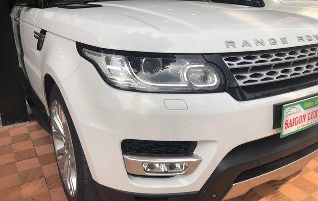 Cần bán xe LandRover Range Rover Sport Autobiography 5.0 20151