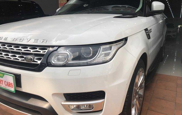 Cần bán xe LandRover Range Rover Sport Autobiography 5.0 20152
