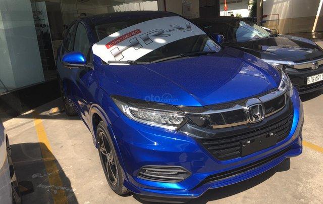 Bán Honda HR-V 2019, nhập Thái Lan - Khuyến mại 60 triệu tiền mặt, LH: 0966877768 Mr Hải0