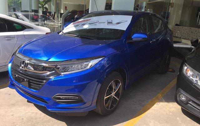 Bán Honda HR-V 2019, nhập Thái Lan - Khuyến mại 60 triệu tiền mặt, LH: 0966877768 Mr Hải2