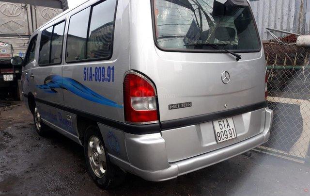 Mercedes Benz MB100 2002 số sàn 9 chỗ, giá sốc 149 triệu, LH: 09063445691
