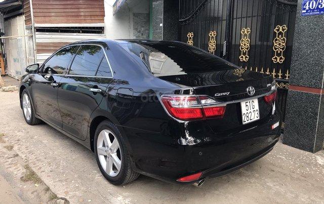 Bán Toyota Camry 2.5Q sx 2017, màu đen xe gia đình giá tốt 958 triệu đồng call 09277155551