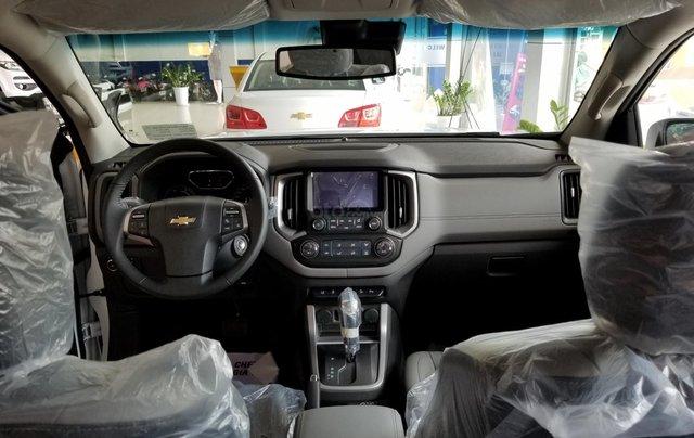 Cần bán Chevrolet Colorado LTZ đời 2018, màu đỏ, nhập khẩu nguyên chiếc, giá chỉ 689 triệu3