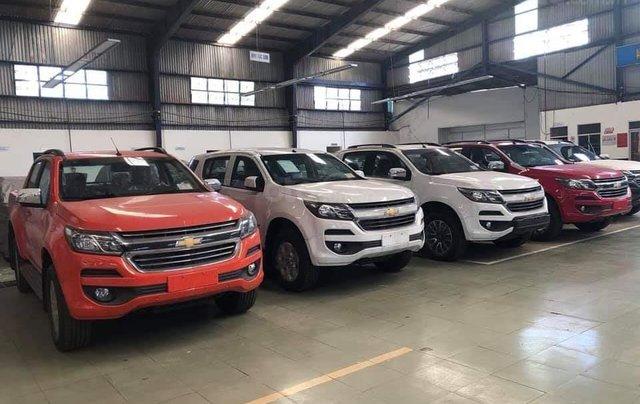 Cần bán Chevrolet Colorado LTZ đời 2018, màu đỏ, nhập khẩu nguyên chiếc, giá chỉ 689 triệu4