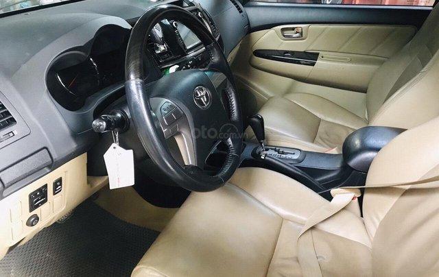 Cần bán Toyota Fortuner 2014, màu trắng, xe nhập, giá 668tr, liên hệ 09277155553