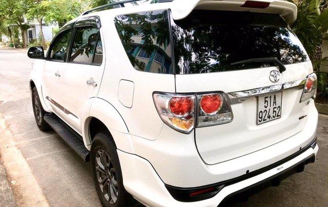 Cần bán Toyota Fortuner 2014, màu trắng, xe nhập, giá 668tr, liên hệ 09277155551