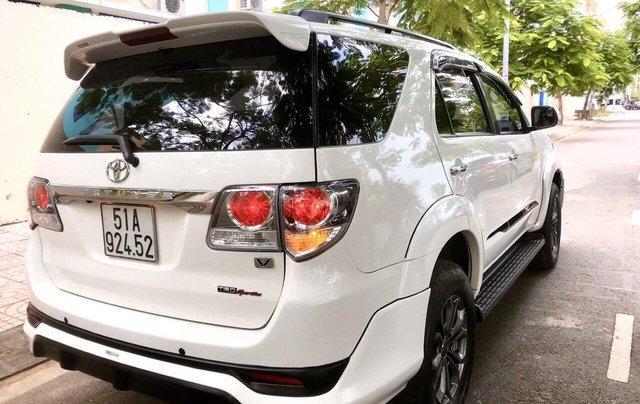 Cần bán Toyota Fortuner 2014, màu trắng, xe nhập, giá 668tr, liên hệ 09277155552