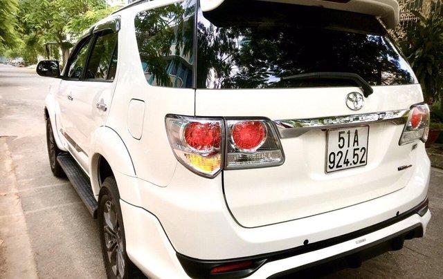 Cần bán Toyota Fortuner 2014, màu trắng, xe nhập, giá 668tr, liên hệ 09277155556