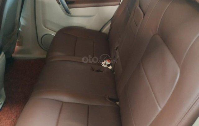 Bán Chevrolet Captiva LT 2.4 màu bạc, số sàn, sản xuất 2013, biển Sài Gòn, đi 49.000km mẫu mới2