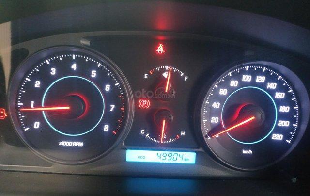 Bán Chevrolet Captiva LT 2.4 màu bạc, số sàn, sản xuất 2013, biển Sài Gòn, đi 49.000km mẫu mới5