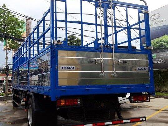 Bán xe tải 9 tấn Thaco Auman C160.E4, máy Cumins (Mỹ), hỗ trợ trả góp ngân hàng1