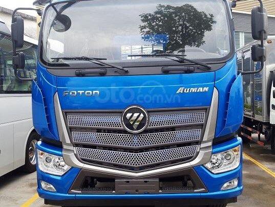 Bán xe tải 9 tấn Thaco Auman C160.E4, máy Cumins (Mỹ), hỗ trợ trả góp ngân hàng3
