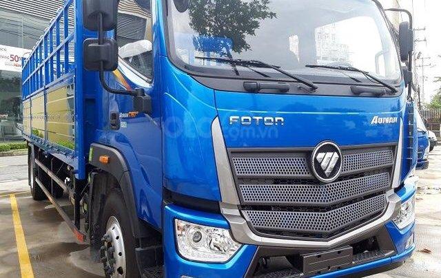 Bán xe tải 9 tấn Thaco Auman C160.E4, máy Cumins (Mỹ), hỗ trợ trả góp ngân hàng6