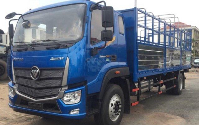 Bán xe tải 9 tấn Thaco Auman C160.E4, máy Cumins (Mỹ), hỗ trợ trả góp ngân hàng9