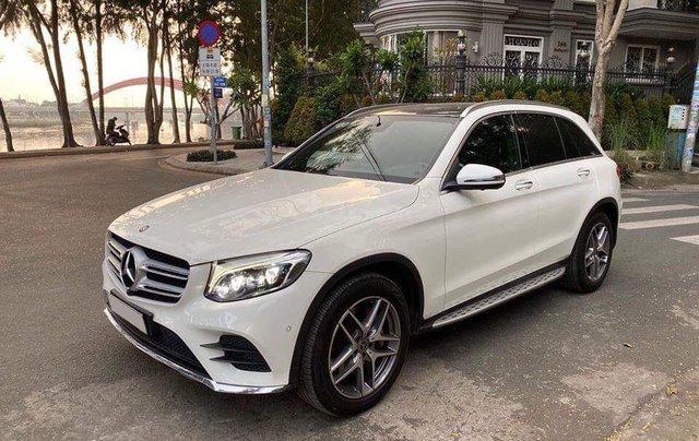 Bán GLC300 sx 2018, trắng, xe đẹp bao kiểm tra hãng1