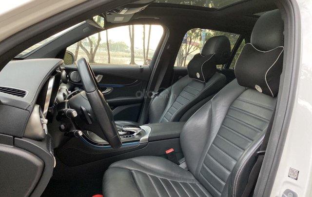 Bán GLC300 sx 2018, trắng, xe đẹp bao kiểm tra hãng4