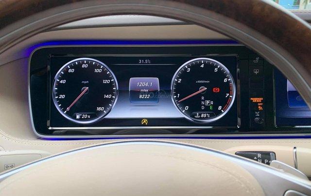 Bán S500 sx 2015, xe hiếm chỉ sử dụng 12.000km đúng, cam kết đứng hiện trạng, bao kiểm tra tại hãng10