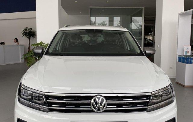 Bán Volkswagen Tiguan Allspace Highline new 100% (2018), màu trắng, xe nhập khẩu nguyên chiếc - Liên hệ 03962687860