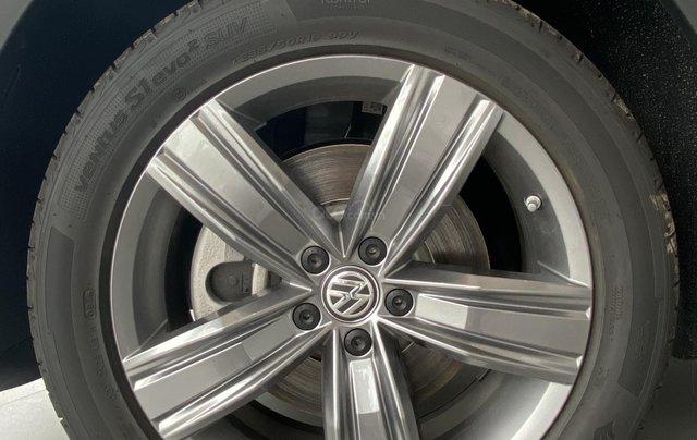 Bán Volkswagen Tiguan Allspace Highline new 100% (2018), màu trắng, xe nhập khẩu nguyên chiếc - Liên hệ 03962687866