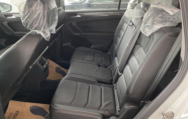 Bán Volkswagen Tiguan Allspace Highline new 100% (2018), màu trắng, xe nhập khẩu nguyên chiếc - Liên hệ 039626878611