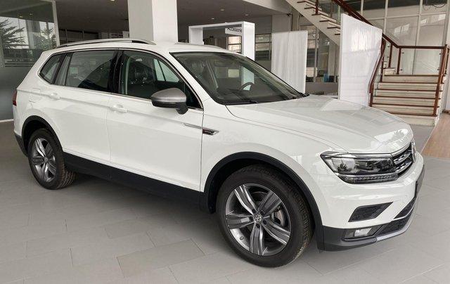 Bán Volkswagen Tiguan Allspace Highline new 100% (2018), màu trắng, xe nhập khẩu nguyên chiếc - Liên hệ 03962687869