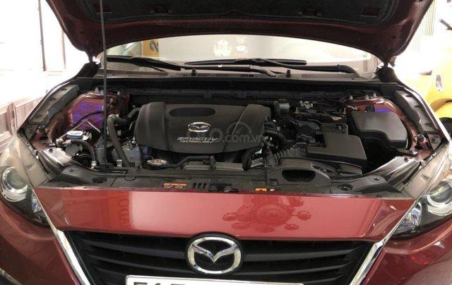Bán xe Mazda 3 2016, màu đỏ0