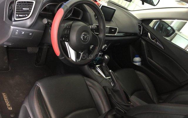 Bán xe Mazda 3 2016, màu đỏ2