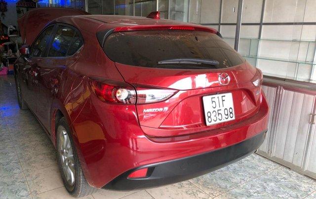 Bán xe Mazda 3 2016, màu đỏ3