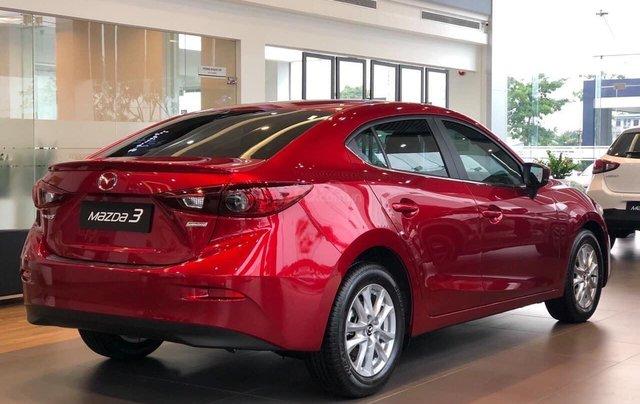 Tặng gói phụ kiện giá trị - Hỗ trợ trả góp tối đa, Mazda 3 2.0 sản xuất 2019, màu đỏ, giá tốt3