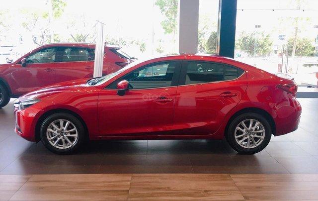 Tặng gói phụ kiện giá trị - Hỗ trợ trả góp tối đa, Mazda 3 2.0 sản xuất 2019, màu đỏ, giá tốt0