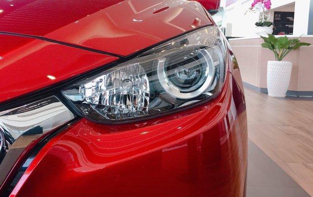 Tặng gói phụ kiện giá trị - Hỗ trợ trả góp tối đa, Mazda 3 2.0 sản xuất 2019, màu đỏ, giá tốt2