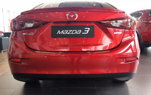 Tặng gói phụ kiện giá trị - Hỗ trợ trả góp tối đa, Mazda 3 2.0 sản xuất 2019, màu đỏ, giá tốt4