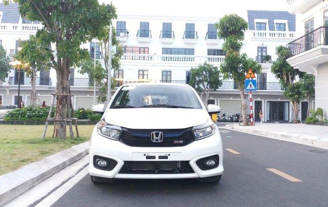 Giá xe Honda Brio RS mới tại Tây Ninh, xe nhập khẩu nguyên chiếc0