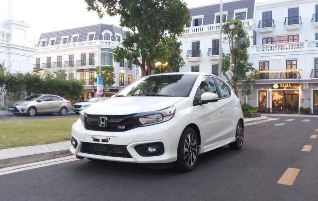 Giá xe Honda Brio RS mới tại Tây Ninh, xe nhập khẩu nguyên chiếc1