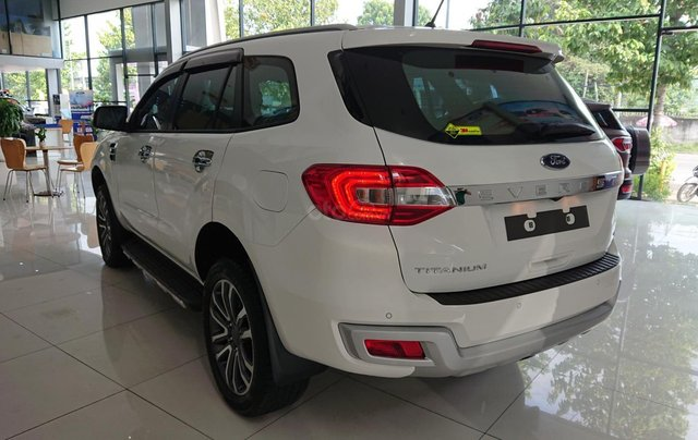 Ford Everest 2019 - combo giảm tiền mặt, phụ kiện5