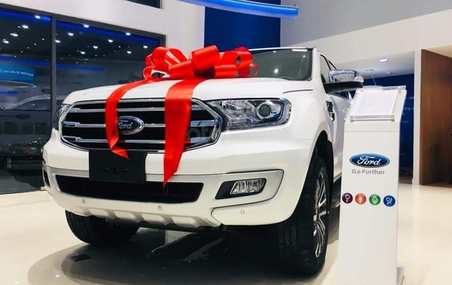 Ford Everest 2019 - combo giảm tiền mặt, phụ kiện0