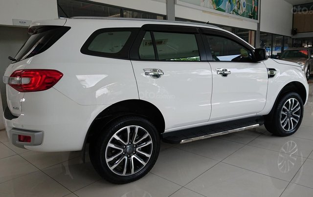 Ford Everest 2019 - combo giảm tiền mặt, phụ kiện8