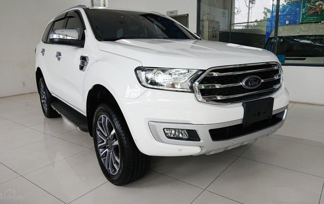 Ford Everest 2019 - combo giảm tiền mặt, phụ kiện9