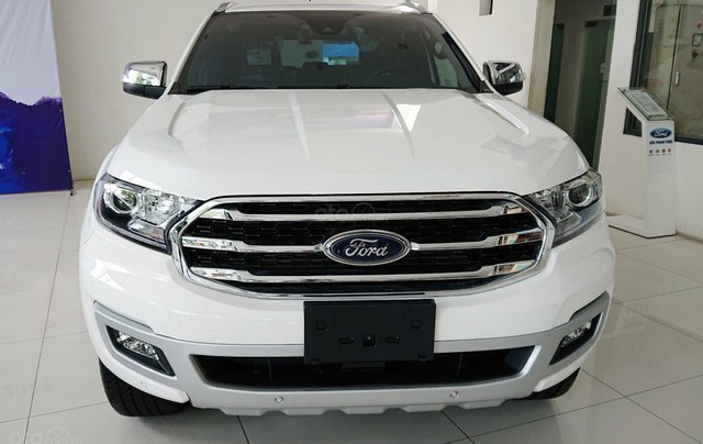 Ford Everest 2019 - combo giảm tiền mặt, phụ kiện1