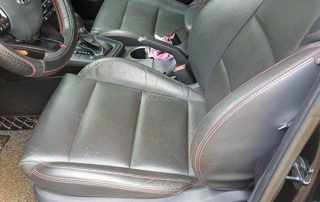Bán Hyundai Elantra Turbo 1.6AT màu đen VIP số tự động, sản xuất 201,8 đi 32000km13