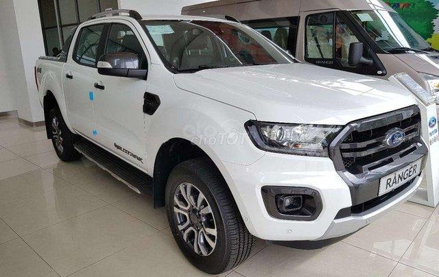 Cần bán Ford Ranger 2.2L XLT năm sản xuất 2019, màu trắng, xe nhập0