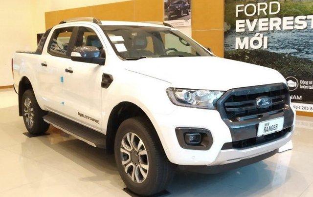 Cần bán Ford Ranger 2.2L XLT năm sản xuất 2019, màu trắng, xe nhập2